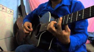 neu la anh guitar fingerstyle