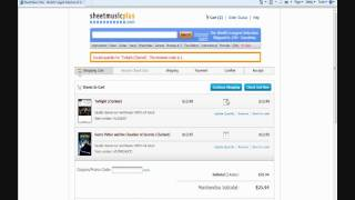 Video How to use Sheet Music Plus download MP3, 3GP, MP4, WEBM, AVI, FLV September 2018