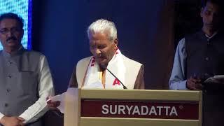 Shri Hukmichand Ji Chordia was invited at SGI's 21st Foundation Day 2019 event.