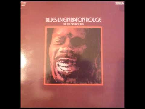 BLUES LIVE IN BATON ROUGE at the Speak-Easy - Silas Hogan - Hoo Doo Blues