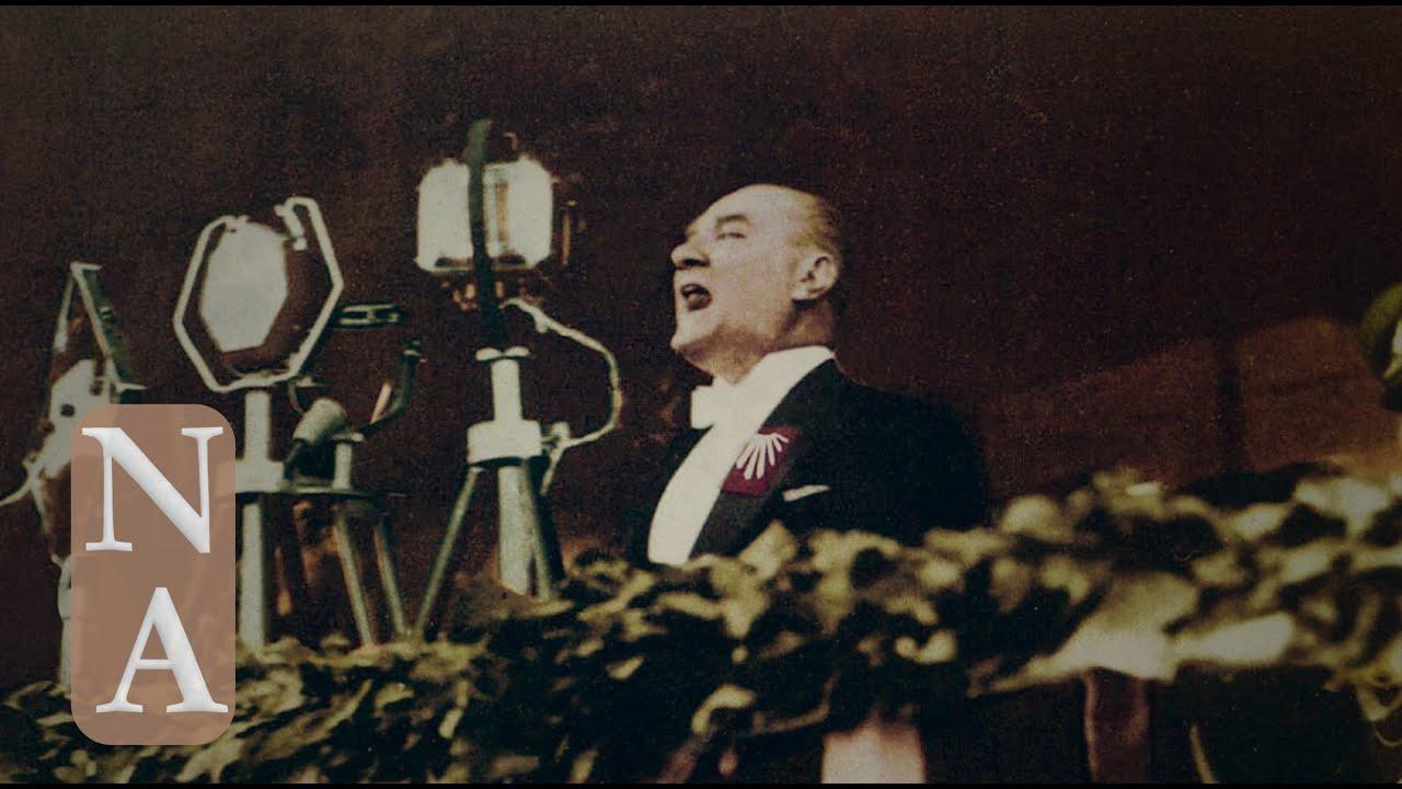 Atatürk's Speech that Recreated a Nation | Bir Milleti Baştan Yaratan Nutuk (10. Yıl Nutku)