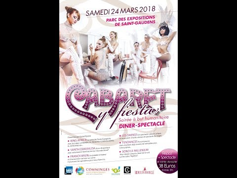 Cabaret sans frontières 2018