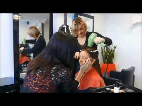 """Le Salon Naïg Coiffure sur TV Rennes émission """"Les Brétiliennes"""""""