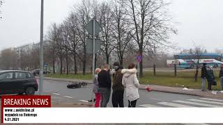 Wypadek na Batorego