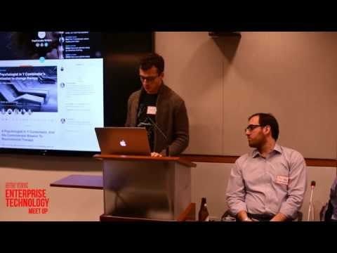 April 2014 NY Enterprise Technology Meetup - Enterprise VC Feedback Forum