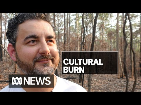 Gavin used an Indigenous burn to fight fire with fire — and his house survived   ABC News