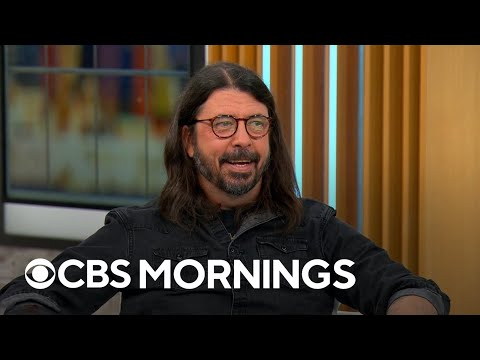 Grammy Award-winning rock star Dave Grohl on fame, fatherhood and life in the fast lane