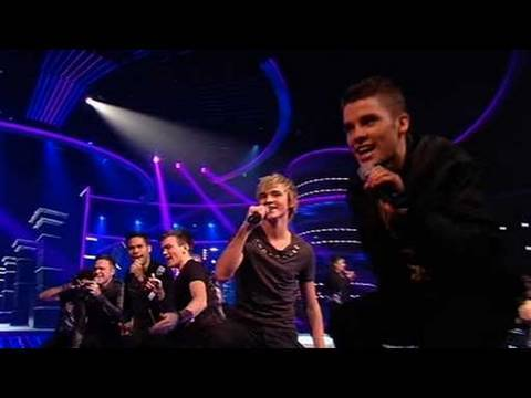 The X Factor 2009 - The Finalists: Queen...
