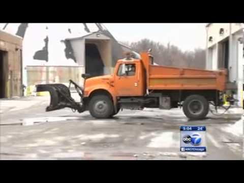 Shortage of IDOT  Mechanics Halts Plowing During Winter Storms
