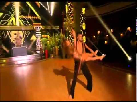 DWTSME - Carla Haddad and The Pro Dancers