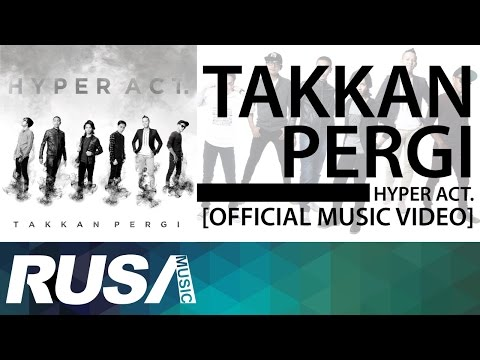 (OST Drama) Cinta Si Wedding Planner | Hyper Act - Takkan Pergi [Official Music Video]