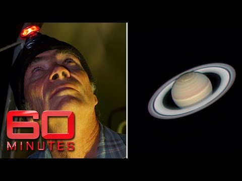 Outback Aussie's love for Saturn took him from Broken Hill to NASA | 60 Minutes Australia