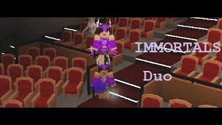 Immortals-Roblox-Dance Your Blox Off-Duo