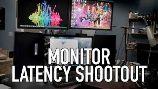Monitor Latency Shootout - Samsung 4K, Dell 4K, X-Star Korean, & More