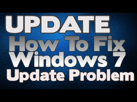 How To Fix Windows 7 Update Problem Update