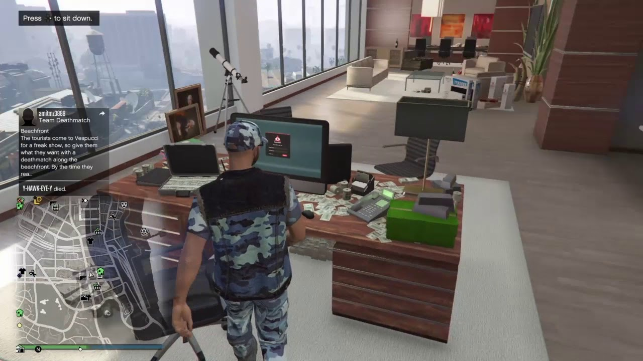 Gta V How To Register As A Ceo Youtube