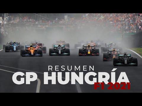 Resumen del GP de Hungría - F1 2021
