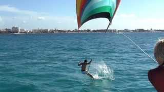 Spinnaker - Albatros Sail Away to Isla Mujeres