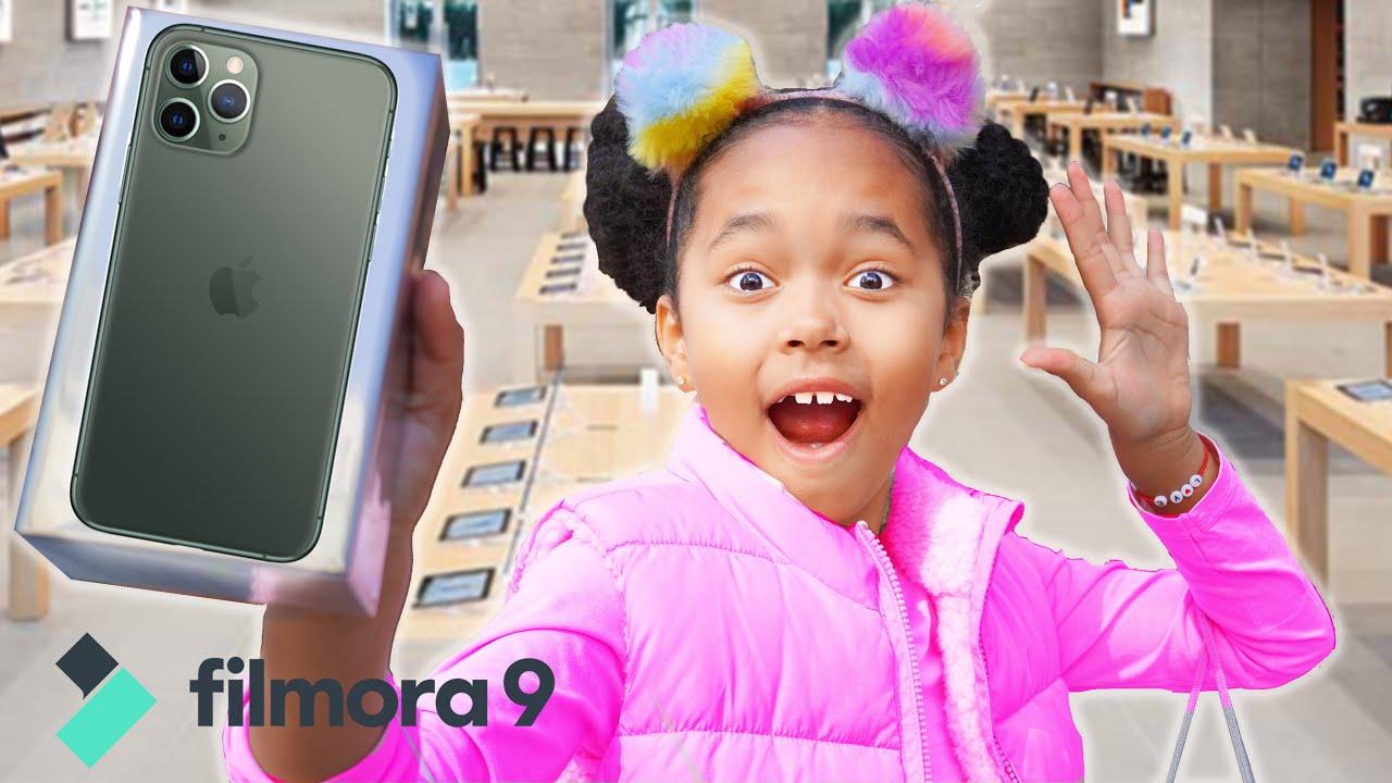 iPhone 11 PRO - MAMAN dit OUI à TOUT !! - YES MAN CHALLENGE