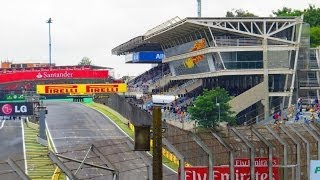 Formula 1 / Gran Premio de Brasil / Interlagos 2013 / Sport World Travel