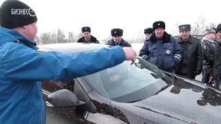 Протестующим дальнобойщикам под Казанью выписали штраф за грязные номера