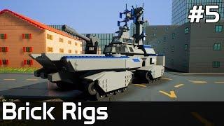 Brick Rigs PL [#5] ZNISZCZENIE w Mieście /z Plaga