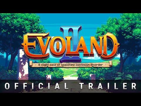Evoland 2: все консольные жанры и эпохи в одной игре на ПК