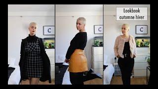 Gambar cover Mes tenues préférées   Lookbook automne/hiver