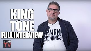 King Tone on Leading Latin Kings, Love for King Blood, Getting 13 Years (Full Interview)