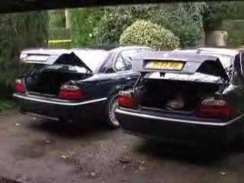 how to open tiguan trunk