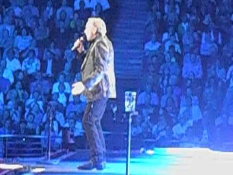 Neil Diamond In Sydney Australia