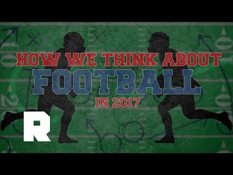 It's Time to Admit That We Think Dumb About Football | The Ringer
