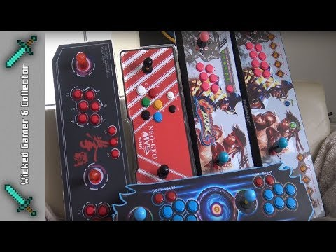 Repeat Pandora's Box 5S Review - Easy HyperSpin Two Player Arcade
