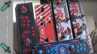 Pandora  Stick Different Arcade Fight Stick Shells, What is the best one ?