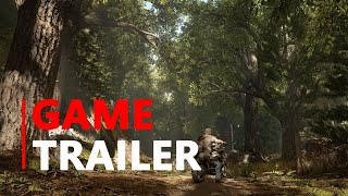Days Gone - Pre Order Announce Video