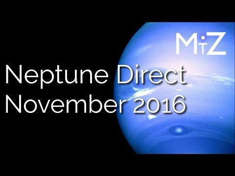 retrograde Neptune goes and