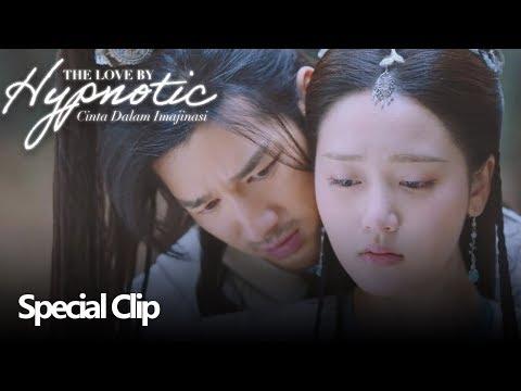 The Love By Hypnotic (Cinta Dalam Imajinasi) | Special Clip Perasaan Tulus | 明月照我心 | WeTV 【INDO SUB】