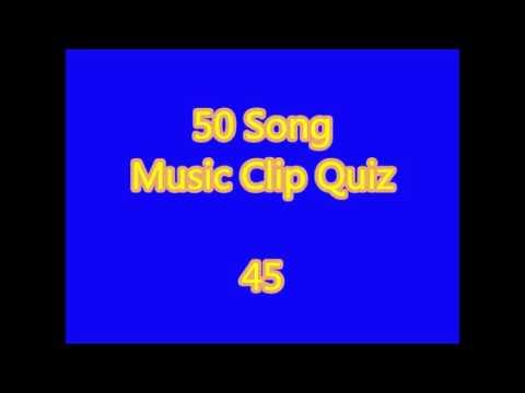 Clip quiz 45