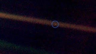 Pemandangan dari Bumi ke Seluruh Alam Semesta