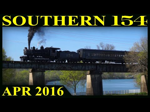 Southern 154: Spring on the Rambler