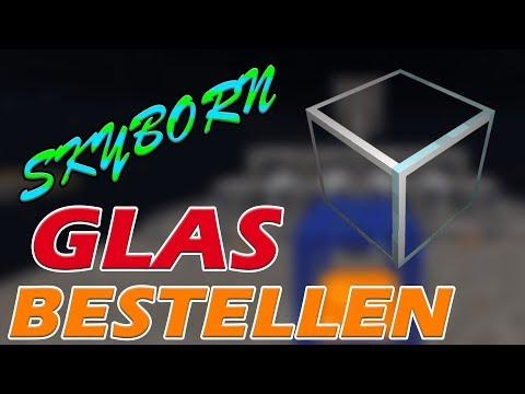 JETZT KÖNNEN WIR SAND BESTELLEN! | Minecraft Skyborn #04 | Minecraft Modpack 1.10 | Anazorex