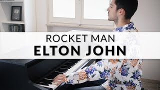 Elton John - Rocket Man | Piano Cover