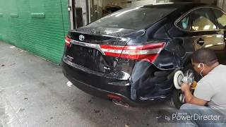 MOBILE AUTO DETAILING how not to polish a car