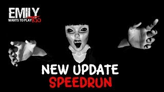 Emily Wants to Play Too (New Update) SpeedRun Gameplay Playthrough (No Commentary)