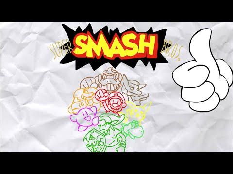 Super Smash Bros. - BITS DE LA HISTORIA