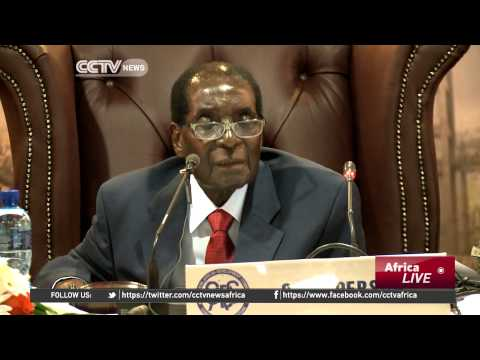 Mugabe on Xenophobia: African Leaders Should Discourage Their Citizens Migrating To S.A.