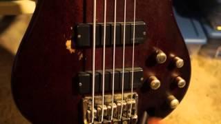 Metal Bass Tone