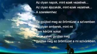 James Blunt - Bonfire Heart (Magyar dalszöveg)