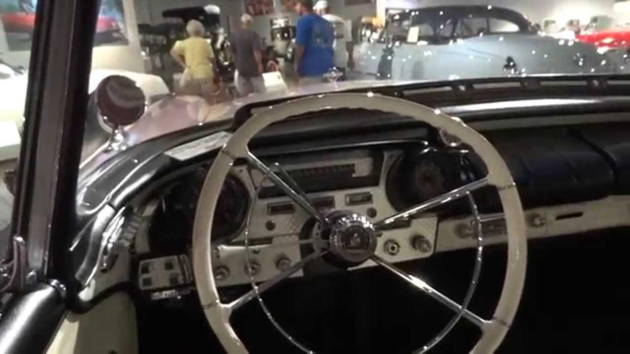 Gilmore Museum 1957 Mercury Turnpike Cruiser  YouTube