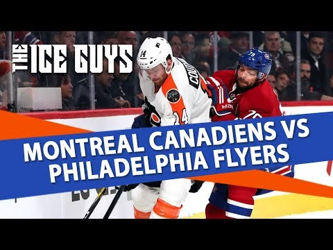 Montreal Canadiens vs Philadelphia Flyers | NHL Picks + Betting Strategy | Ice Guys